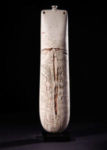 White standing stone - Peter Hayes