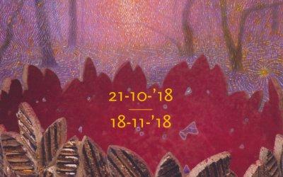 Tentoonstelling met werk van Jos van Wunnik en Nicole Bots in oktober