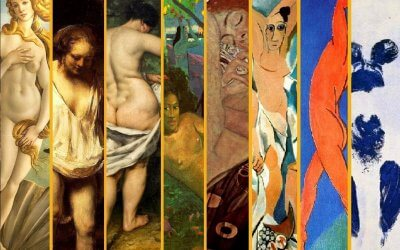 Lecture by Abousleiman: The female nude in art